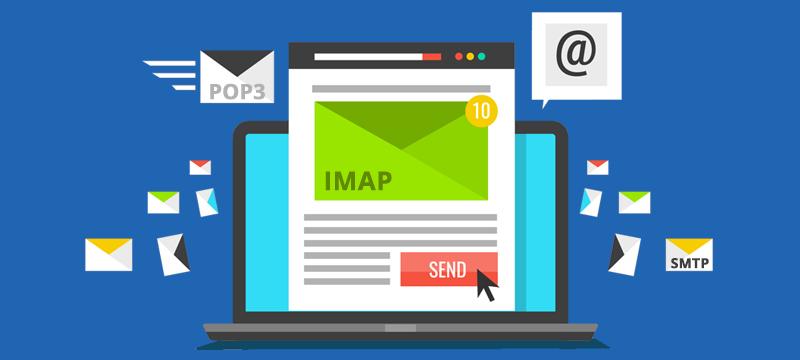 Протоколы POP и IMAP
